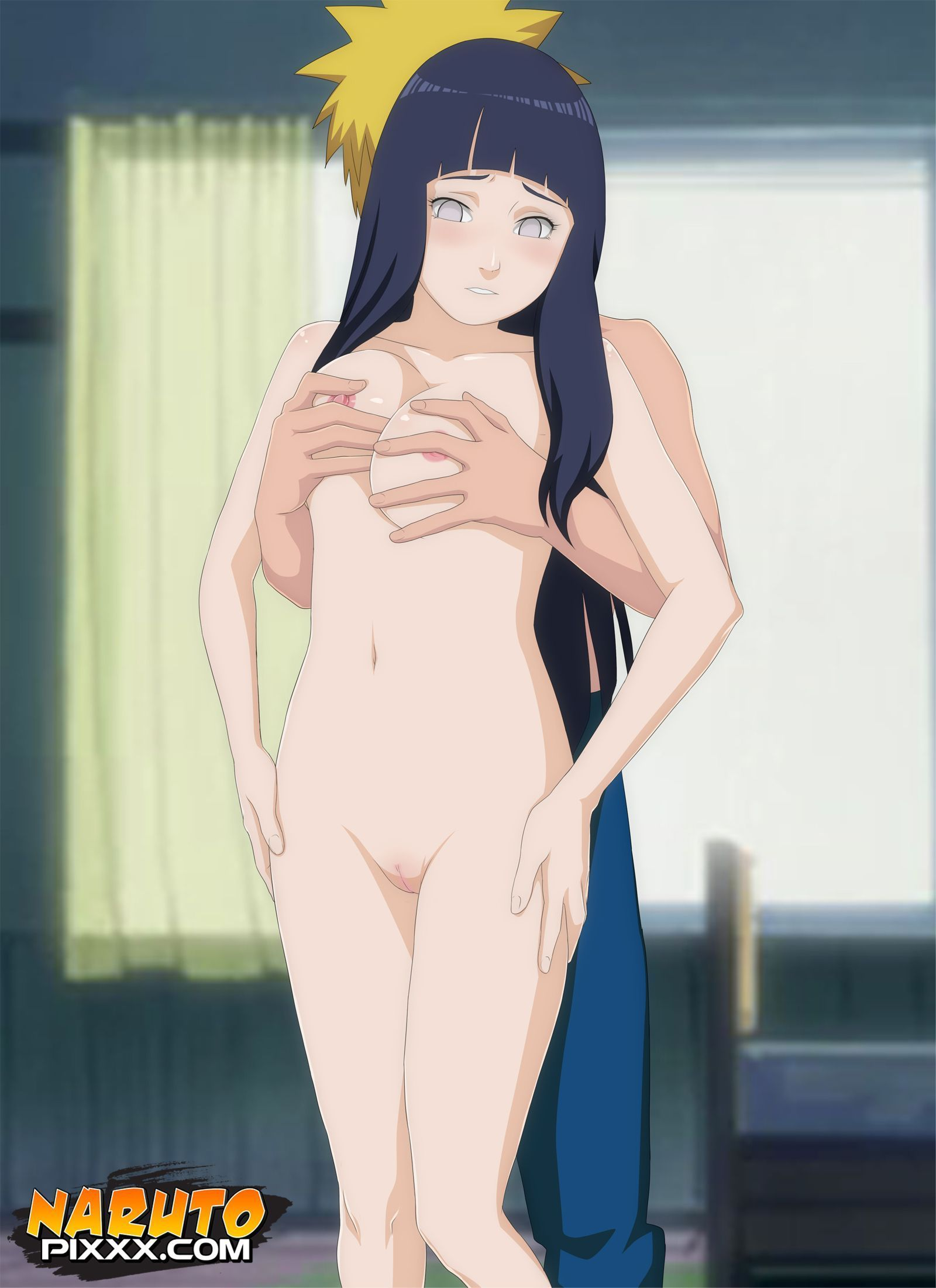 Love hinata sex was